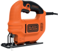ЭЛЕКТРОЛОБЗИК BLACK&DECKER KS501 400ВТ